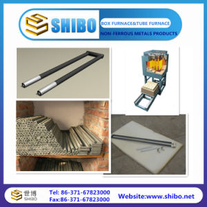 Muffle Furnace Used Best Quality of Silicon Carbide (SiC) Heating Elements pictures & photos