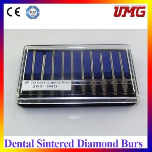 New Type Dental Sintered Diamond Point Shank Rotary Bur Dental Lab pictures & photos