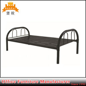 Modern Cheap Bedroom Furniture Metal Steel Bed Prices pictures & photos