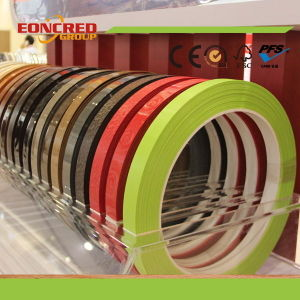 PVC Edge Banding for Cabinet and Furniture Parts pictures & photos
