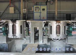 Electric Induction Furnace to Pakistan/Egypt pictures & photos