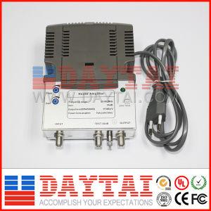 CATV House Aamplifier Indoor Amplifier Dt-Ha-8100 pictures & photos