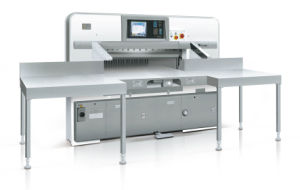 Automatic Paper Cutter (SQZ-115CT) pictures & photos