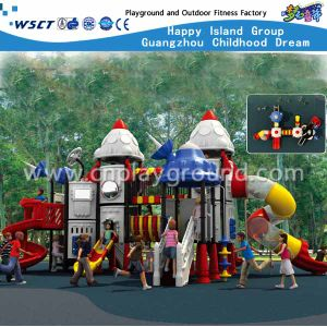 Amusement Park Outer Space Outdoor Playground From Guangzhou Factory (HD-301) pictures & photos