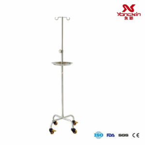 Stainless Steel I. V Drip Stand (YXZ-027D)