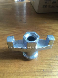 Casting Steel Wing Nut with Zinc Plated pictures & photos