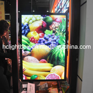 Aluminum Magnetic Frame Double Side Light Box pictures & photos