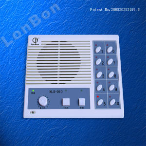 Substation of IP Intercom (NLS-D10)