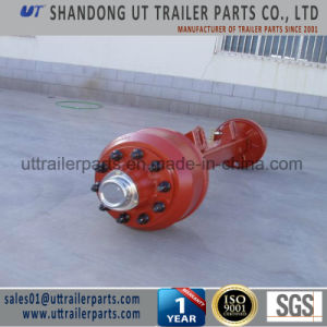 Trailers Parts 12 Ton York Design Trailer Axle pictures & photos