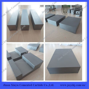 Cemented Carbide Strips /Tungsten Carbide Plates /K10 Tungsten Carbide Strips pictures & photos