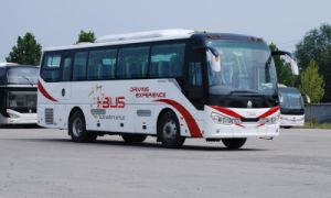 Top Quality Long Coach of Sinotruk 39 Seats