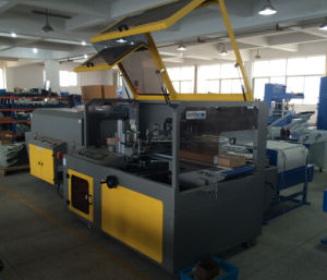 Side Sealing & High Speed of Automatic Shrink Packaging Machine pictures & photos
