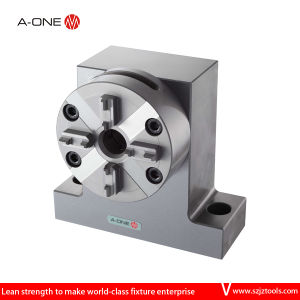 CNC Manual Vertical Chuck with Base Plate pictures & photos