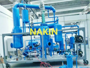 Waste Engine Oil Regeneration, Vacuum Oil Distillation Machine (JZC) pictures & photos