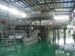 Ss Non Woven Fabric Making Production Line 4200mm pictures & photos
