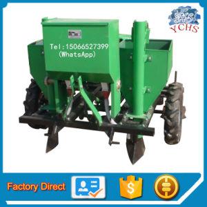 2015 New Design Seeder Tractor 2 Row Potato Planter Farm Machinery pictures & photos
