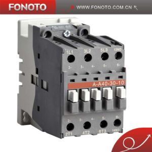 3 Phase a Series AC Contactor a-A40-30-10 Cjx7-40-30 pictures & photos