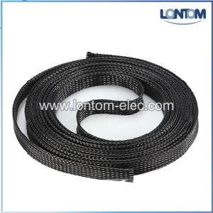 polyethylene terepthalate braided wire harness sleeving polyethylene terepthalate braided wire harness sleeving