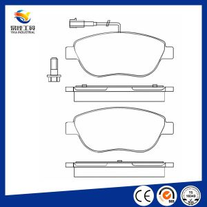Hot Sale High Quality Auto Parts Pad Brake 9949273 pictures & photos