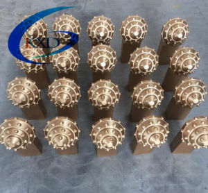 Milled Tooth Roller Cone Bits/Steel Tooth Bits pictures & photos