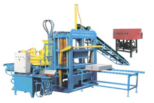 Brick and Paving Block Making Machine pictures & photos