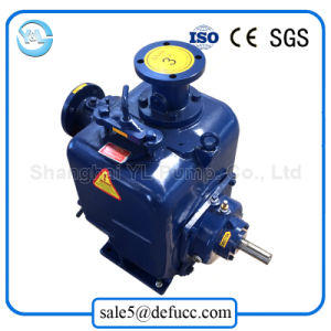 3 Inch Self-Priming Electric Centrifugal Sewage Pump for Industrial pictures & photos