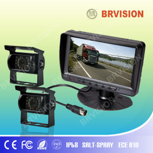 "1/3"" CCD Rearview Camera with TFT LCD Monitor pictures & photos"