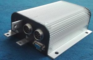 Programmable Brushed DC Series/ Pm Motor Controller with Regen