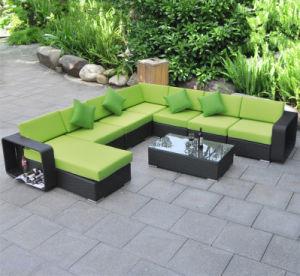 Circular Outdoor Sofa Garden Sofa Wicker Furniture Rattan Sofa Outdoor Furniture S226 pictures & photos