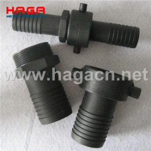 Plastic PP Polypropylene Pin-Lug Coupling Shank Suction Coupling pictures & photos