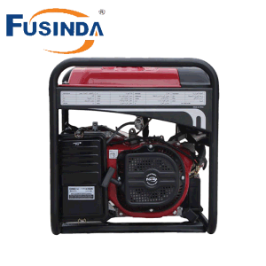 6kw Gasoline Generator with Electric Starter pictures & photos