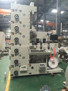 Narrow Label (Logo) Flexo Printing Machine (AC-320-6B) pictures & photos