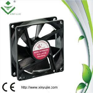 80X80X25mm Explosion Proof 12V DC Fan Large Air Volume Low Noise pictures & photos