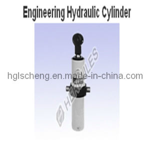 Hydraulic Cylinder- Engineering Construction Machinery Components. pictures & photos