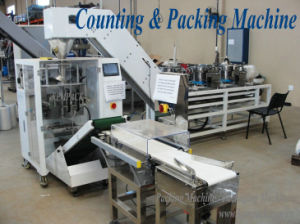 Automatic Pouch Counting & Packing Machine / Screw Packaging Machines pictures & photos