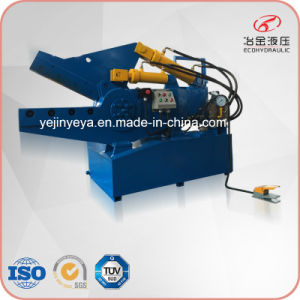 Q08-160b Automatic Scrap Iron Alligator Shear (integrated) pictures & photos