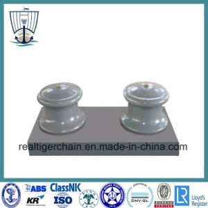 Ship′s Guide Roller Open Type Two-Roller Fairlead pictures & photos
