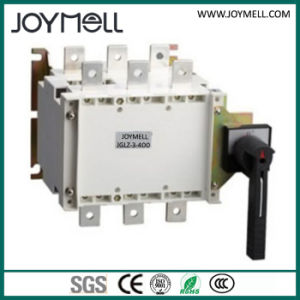 Electric 3 Pole Manual Transfer Switch 1A to 3200A pictures & photos