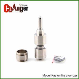 2014 Stainless Steel Kayfun Atomizer Kayfun Lite Wax Atomizer Cloutank M2