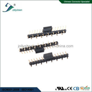 Pin Header Pitch 0.8mm   Dual Row Single Row Single Insulator SMT Type pictures & photos