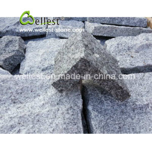 G603 Light Gray Granite Random Size Tile and Corner for Wall Cladding pictures & photos