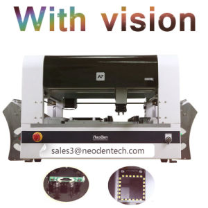 Best Seller Neoden 4 SMT Pick and Place Machine with CCD Camera pictures & photos