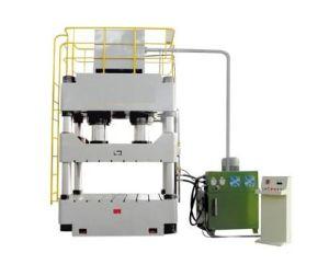 Four Pillar Hydraulic Pressing Machine (Hydraulic Press YD32-1000) pictures & photos