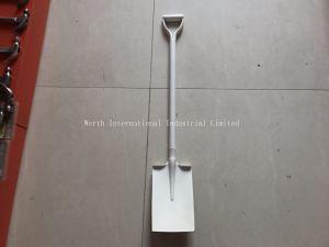Steel D Grip Steel Handle Shovel pictures & photos