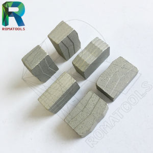 Quality Diamond Segments for Sandstone/Limestone/Granite/Marble Cutting pictures & photos