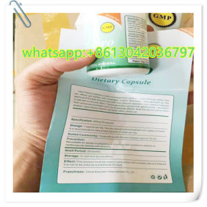 Good Price Natural Herbal Health Food Weight Loss Lipro Dietary Slimming Capsule pictures & photos