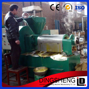 Automatic Soybean, Mustard Oil Press, Rapeseed, Sunflower Oil Making Machine pictures & photos