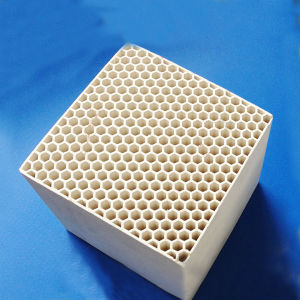 Honeycomb Ceramic Heat Exchanger for Rto Catalyst pictures & photos