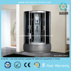 Cheep High Quality Massage Steam Shower Room (BLS-9849 GREY) pictures & photos