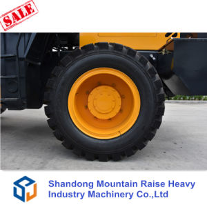 Yuchai 85kw Ce Wheel Loader with 1.1m3 Bucket pictures & photos